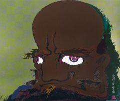 Takashi Murakami; I am not me. I cannot become myself.
