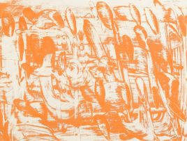 Walter Battiss; Sea Forms