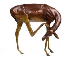 Danie de Jager; Impala Ewe