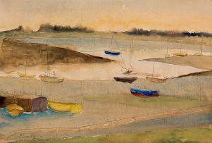 Maud Sumner; Bosham Harbour