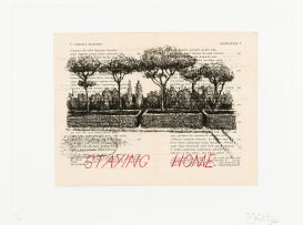 William Kentridge; Staying Home