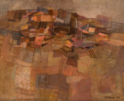 Carola Brotherton; Midlands Landscape