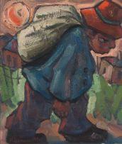 Hennie Niemann Snr; Man with Red Hat