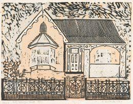 Carola Brotherton; House 349 Burger Street