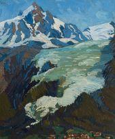 Clément Sénèque; Aiguille Du Midi - Village et Glacier des Bossons