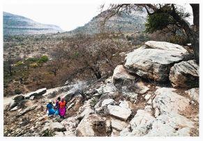 Rauri Alcock; Living in the Thukela (Tugela)