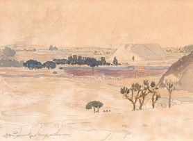 Jacob Hendrik Pierneef; Mine