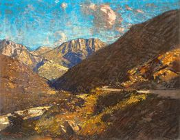 Robert Gwelo Goodman; Michell's Pass, Ceres