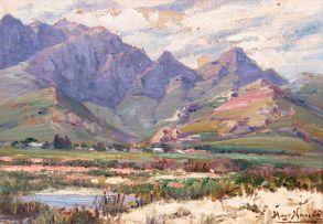 Hugo Naudé; From Botha's Halt