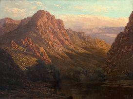 Tinus de Jongh; Montagu/Ashton, Cape