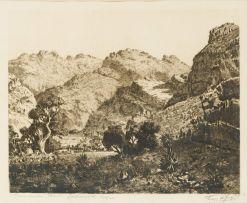 Tinus de Jongh; Sevenweeks Poort Ladismith Cape