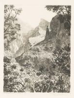 Tinus de Jongh; Drakensberg Natal