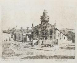 Tinus de Jongh; Malay Church, Cape Town