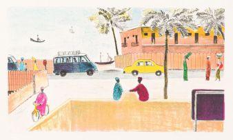 Sam Nhlengethwa; Taxis