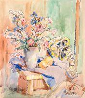 Walter Battiss; Still Life Composition
