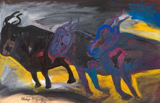 Gladys Mgudlandlu; Cattle