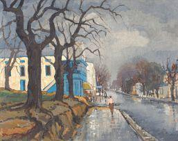 David Botha; Wet Street, Paarl