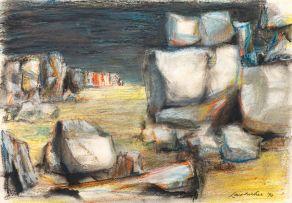 Erik Laubscher; Rocky Landscape