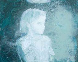 Lisa Brice; Untitled (Spook)