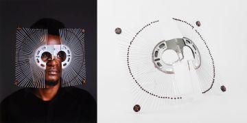 Cyrus Kabiru; Kwa Kubadilishana Utamaduni, Macho Nne: At the Dot; C-Stunners: At the Dot
