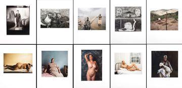 Various; iJusi Portfolio #3, curated by Pieter Hugo, ten