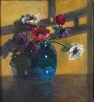 Ida Mary Fairbairn; The Blue Vase