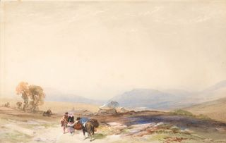 Thomas Miles Richardson; Ben Lomond from Dunbartonshire