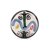 Pablo Picasso; Visage No 130 (AR 479)