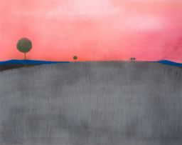 Pieter van der Westhuizen; Evening Landscape