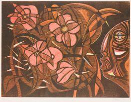 Cecil Skotnes; Untitled