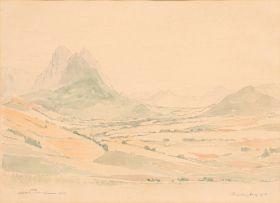 Jacob Hendrik Pierneef; Simonsberg CP