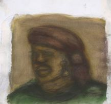 David Koloane; Portrait of a Woman