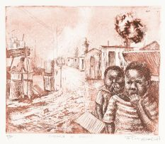 Johannes Phokela; Children of Streets