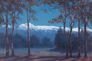 Hugo Naudé; Snow-capped Mountains