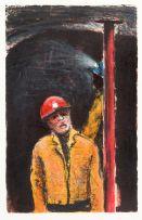 Sam Nhlengethwa; Underground