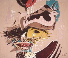 Alexis Preller; Ritual Bull