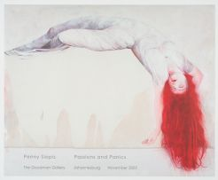 Penny Siopis; Penny Siopis: Passions and Panics, The Goodman Gallery Exhibition Poster, Johannesburg, November 2005