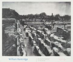 William Kentridge; Paleis voor Schone Kunsten Brussel
