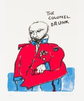 Robert Hodgins; The Colonel Drunk