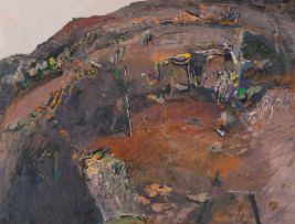 Nico Roos; The Dry Mountain