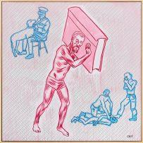 Conrad Botes; The Law