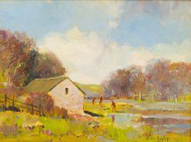 Errol Boyley; On a Farm near George