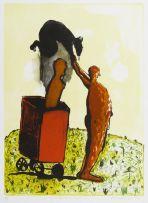 Colbert Mashile; Motshwara Teo
