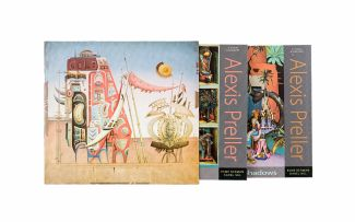 Berman, Esmé, and Nel, Karel; Alexis Preller: Africa, the Sun and Shadows; Collected Images