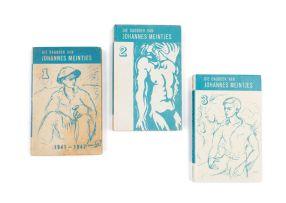 Meintjes, Johannes; Die Dagboek van Johannes Meintjes, Volumes I, II and III