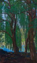 Bertha Everard; Willows