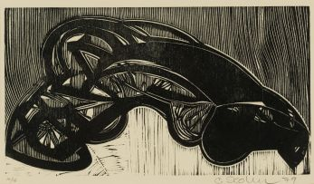Cecil Skotnes; Abstract Figure