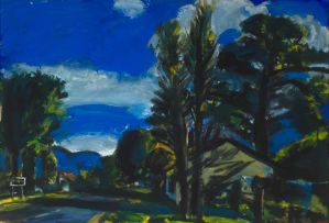 Gerhard Batha; Franschhoek Valley II
