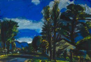 Gerhard Batha; Franschhoek Valley II