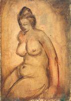 Piet van Heerden; Nude
